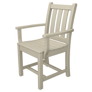 Traditional Garden Patio Dining Chair (Set of 2)