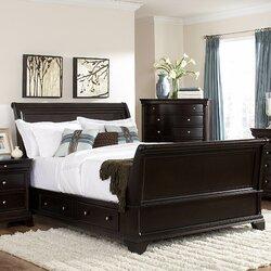 Inglewood Sleigh Bed