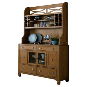 Town and Country China Cabinet by Liberty Furniture