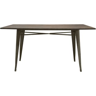 Tatro Solid Wood Dining Table