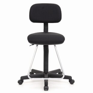 Ryckman Drafting Chair by Wrought Studio Great Reviews