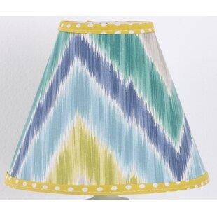 Zebra Romp 9 Cotton Empire Lamp Shade