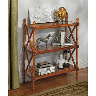 Design Toscano Parliament Open Bookcase