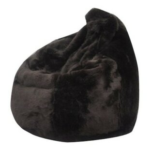 Posh Faux Fur Bean Bag Chair