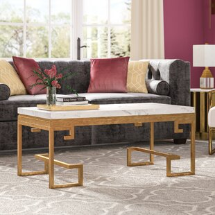 Charlesworth Coffee Table by Everly Quinn