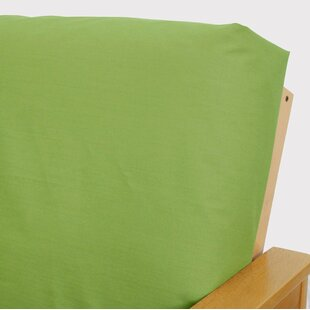 Box Cushion Futon Slipcover by Red Barrel Studio #1