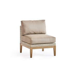 Rosecliff Heights Darnell Patio Chair wit..