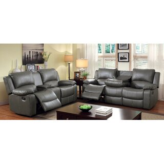 Wellersburg Reclining Configurable Living Room Set by Darby Home Co SKU:AA333017 Information
