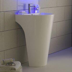 Ultra 61 cm Standwaschbecken Lavish