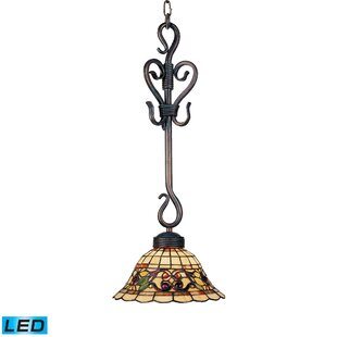 Astoria Grand Yorke 1-Light Bowl Pendant