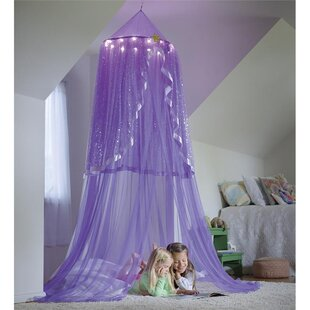 Magic Cabin LED Purple Starlight Bower Play Tent