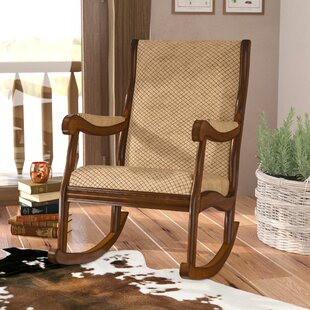 Find Berg Rocking Chair by Loon Peak Reviews (2019) & Buyer's Guide