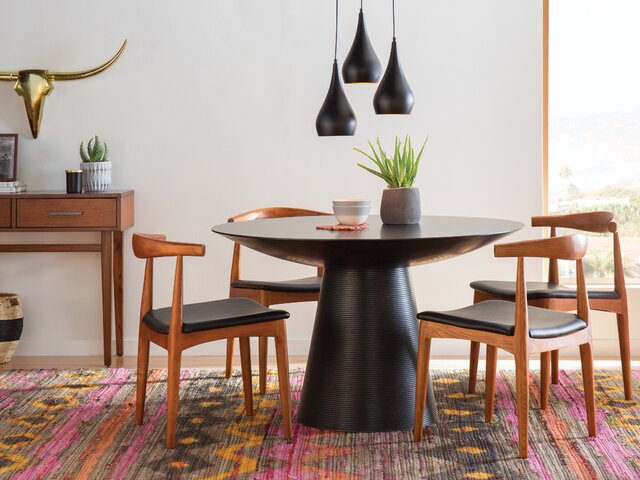 Modern Contemporary Dining Room Sets Allmodern