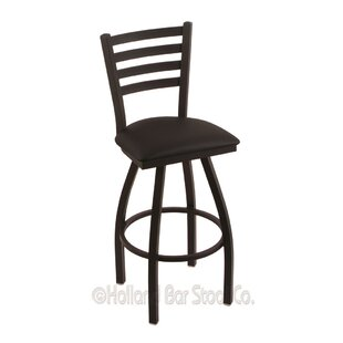 Extra Tall 34 40 Industrial Metal Bar Stools Youll Love Wayfair