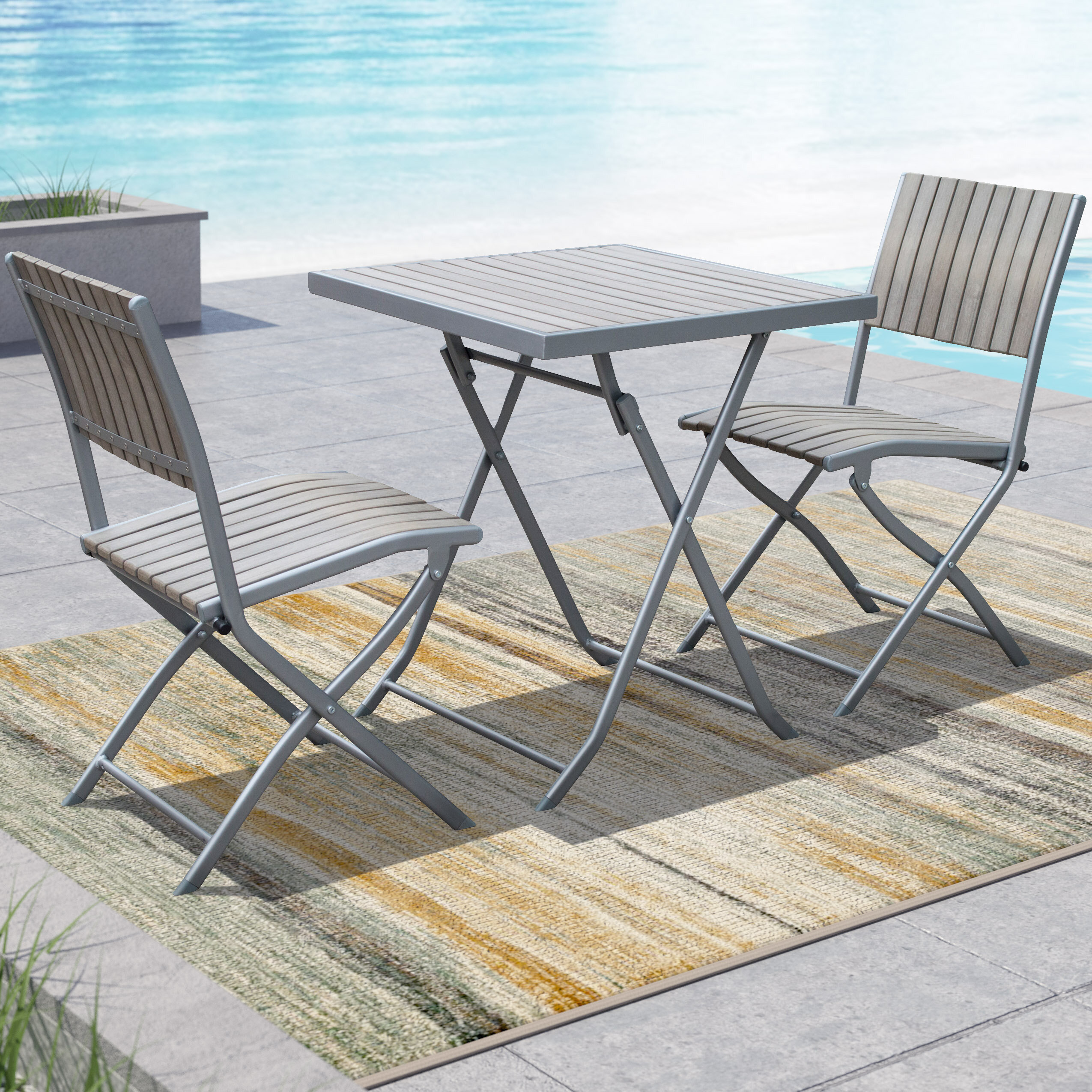 Allen Roth Patio Furniture
