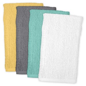 Bar Mop Spring Towel (Set Of 4)