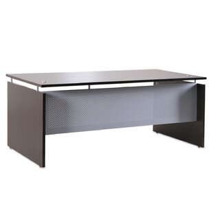 Jacobo Straight Front Executive Desk Shell
