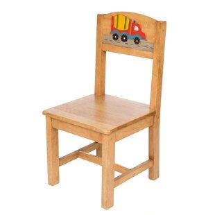 Mixer Truck Children's Desk Chair By Just Kids