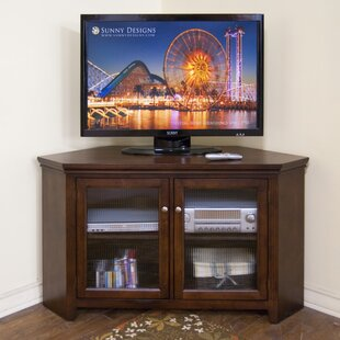 Best Reviews Cappuccino TV Stand for TVs up to 55 by Sunny Designs Reviews (2019) & Buyer's Guide
