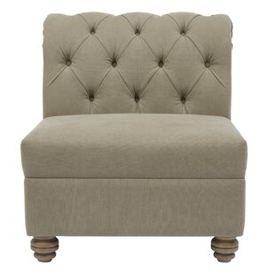 Lackey Slipper Chair by Ophelia & Co.