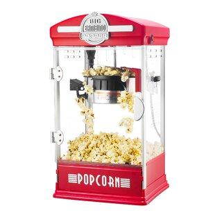 4 Oz. Big Bambino Retro Popcorn Machine