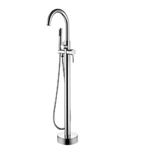 Dyconn Faucet Double Handle Floor Mounted..