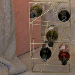 Vino 9 Bottle Tabletop Wine Rack By LaLe Living