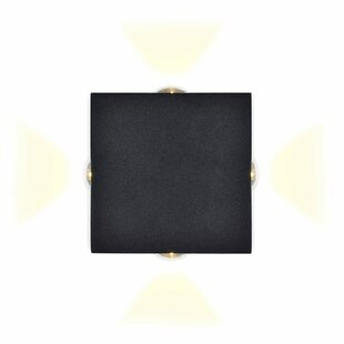 Bogue LED Outdoor Flush Mount By Sol 72 Outdoor