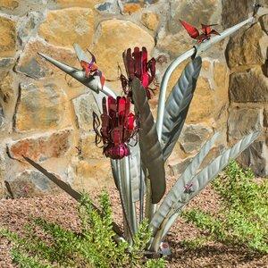 Birds of Paradise Garden Torch