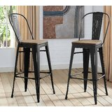Pedro 30 Bar Stool (Set of 2) by Laurel Foundry Modern Farmhouse