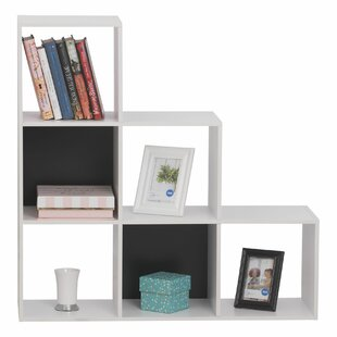 Dunnell 6 Cube Step Bookcase By Brayden Studio