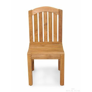 Jayden Teak Patio Dining Chair