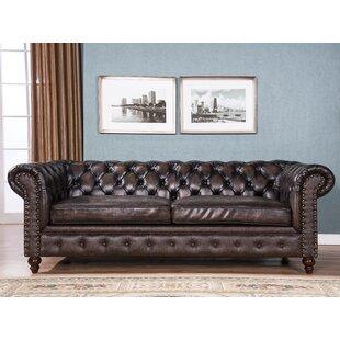 Alcott Hill Myla Chesterfield Sofa