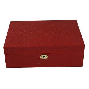 Croco Jewelry Box Bey-Berk