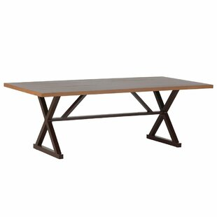 Cahaba Metal Dining Table by Summer Class..