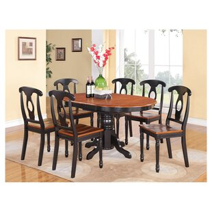 Aimee 3 Piece Extendable Dining Set by Au..