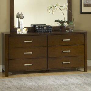 Lottie 6 Drawer Dresser by Latitude Run