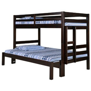 Twin Over Full Bunk Bed by Concord