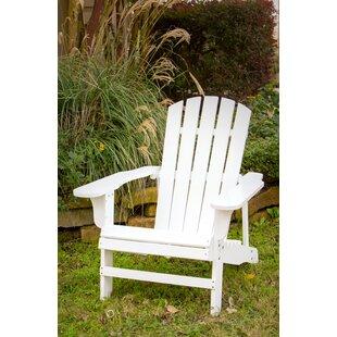 Kalista Wood Adirondack Chair