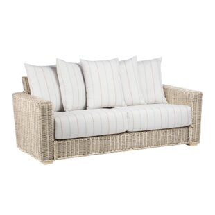 Karina 3 Seater Conservatory Sofa By Beachcrest Home