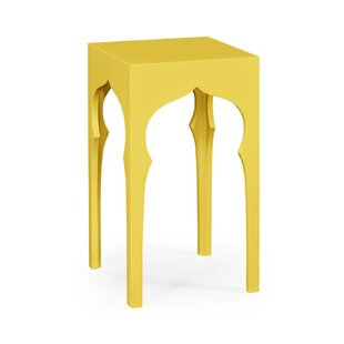 Moroccan End Table by Jonathan Charles Fine Furniture