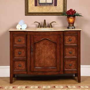 Find Pilger 48 Single Bathroom Vanity Set By Astoria Grand