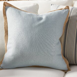 Longford Linen Throw Pillow
