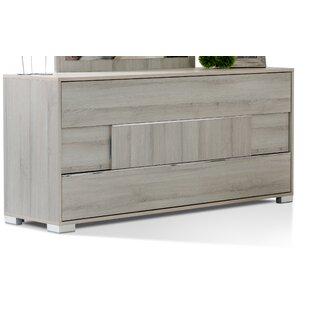 Orren Ellis Camron Modern 3 Drawer Standard ..