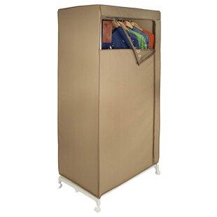 Cedar Storage Canvas Wardrobe Closet