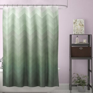 Banda Single Shower Curtain