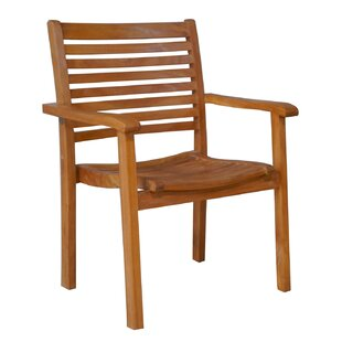 Francisco Stacking Patio Dining Chair