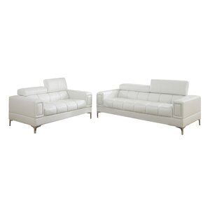 Lydia 2 Piece Living Room Set