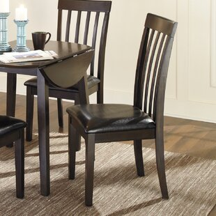 Milton Solid Wood Side Chair (Set Of 2) by Andover Mills Wonderful
