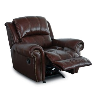 Gretna Manual Glider Recliner Wildon Home ?